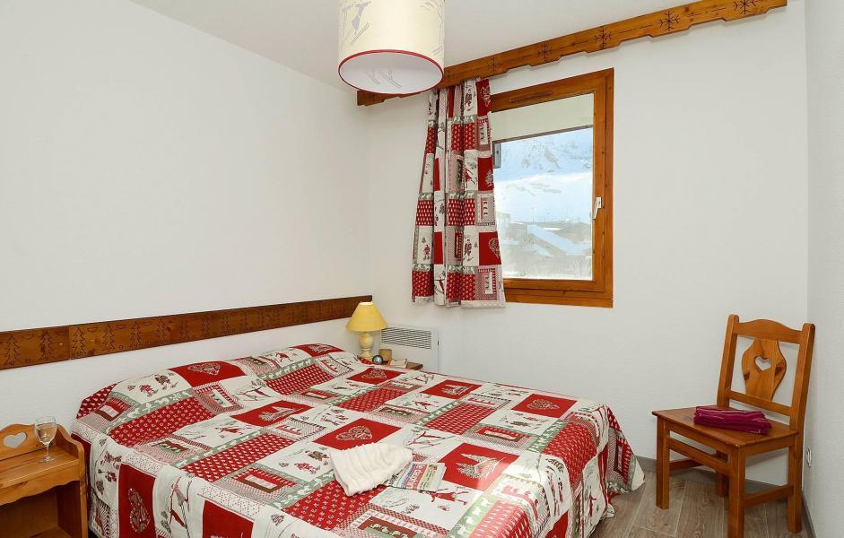 Vacances en montagne Résidence le Valset - Val Thorens - Lit double
