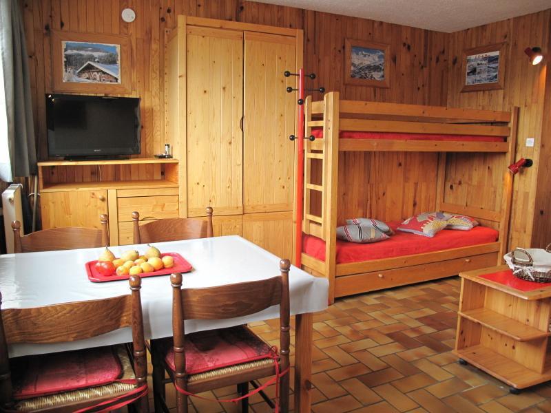 Vacances en montagne Studio 4 personnes (111) - Résidence le Vercors - La Plagne