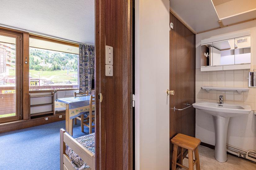 Vacances en montagne Studio 4 personnes (108) - Résidence le Vercors - La Plagne - Logement