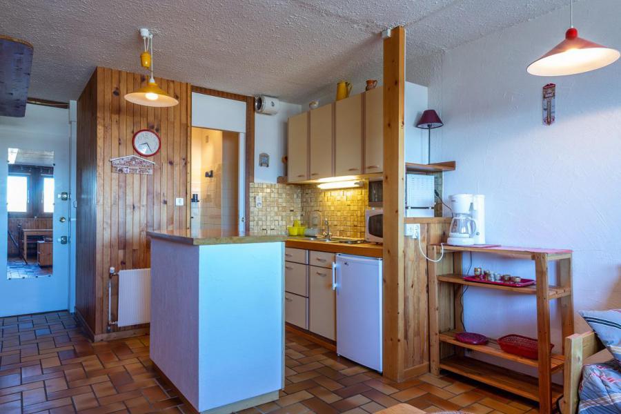 Vacances en montagne Studio 4 personnes (111) - Résidence le Vercors - La Plagne - Logement