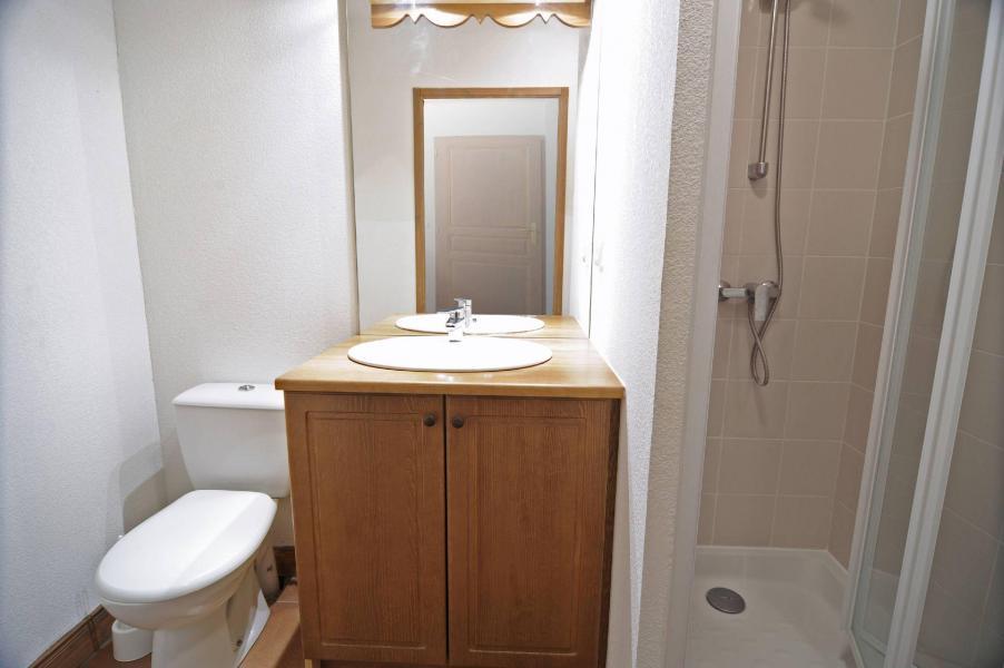 Vacances en montagne Résidence le Vermont - Valmeinier - Salle de bains