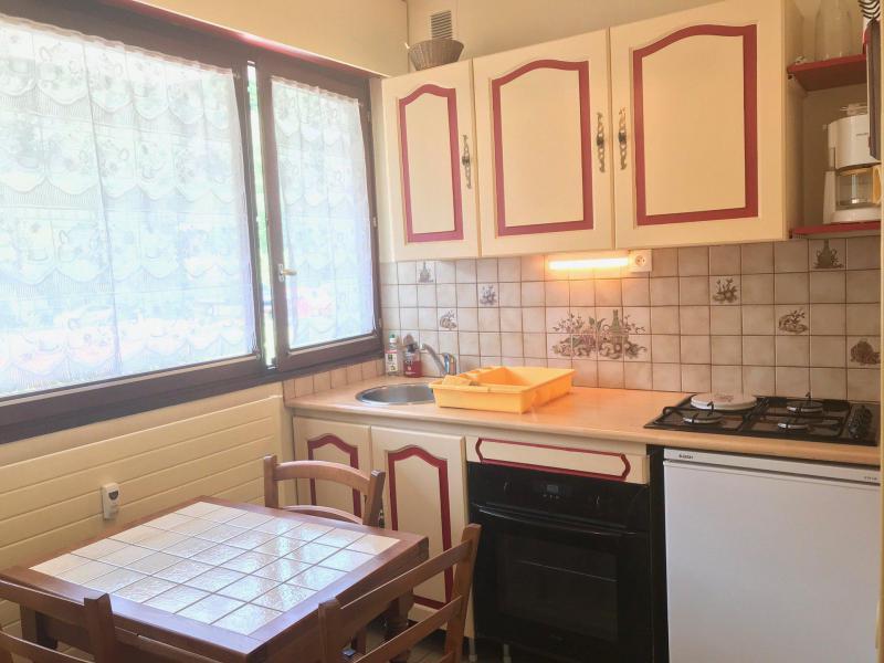 Vacaciones en montaña Estudio para 4 personas (01) - Résidence le Veymont - Villard de Lans - Cocina