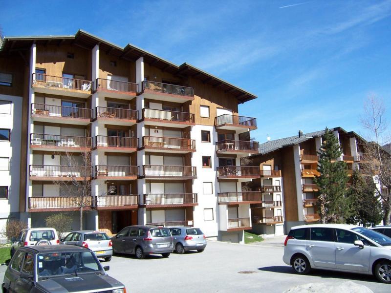 Location au ski Residence Le Vieux Moulin - Valloire - Extérieur été