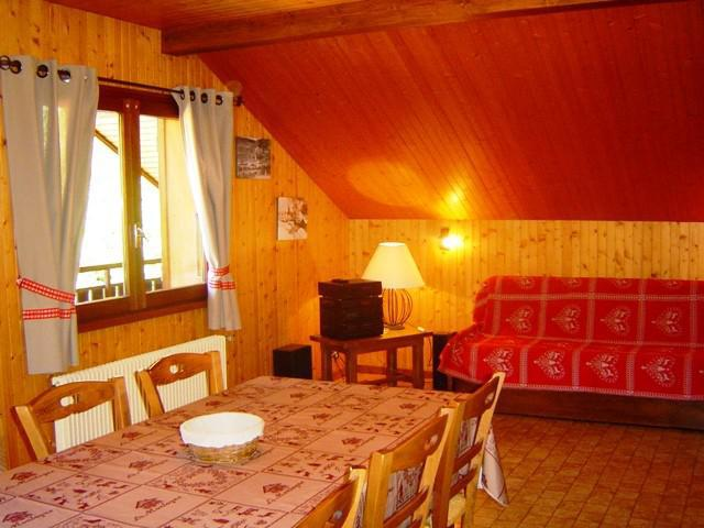 Holiday in mountain resort 3 room apartment cabin 6 people (001) - Résidence le Vieux Noyer - Le Grand Bornand