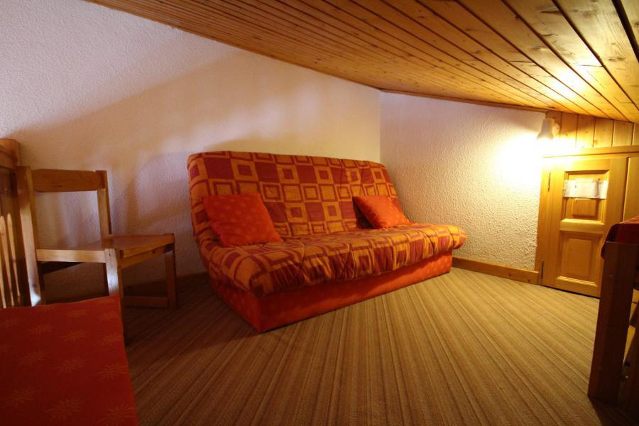 Vacaciones en montaña Apartamento 1 piezas mezzanine para 6 personas (425) - Résidence le Village 4 - Les Saisies - Alojamiento