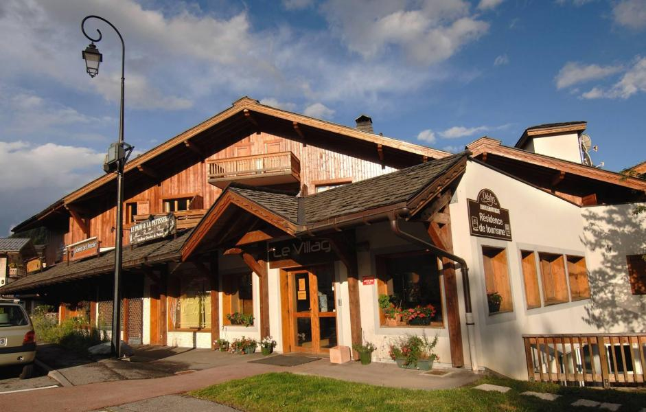 Alquiler al esquí Résidence le Village - Notre Dame de Bellecombe - Verano