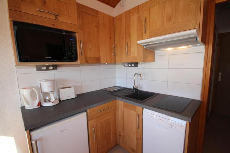 Vacaciones en montaña Apartamento 2 piezas cabina para 5 personas (533) - Résidence le Village 5 - Les Saisies - Alojamiento