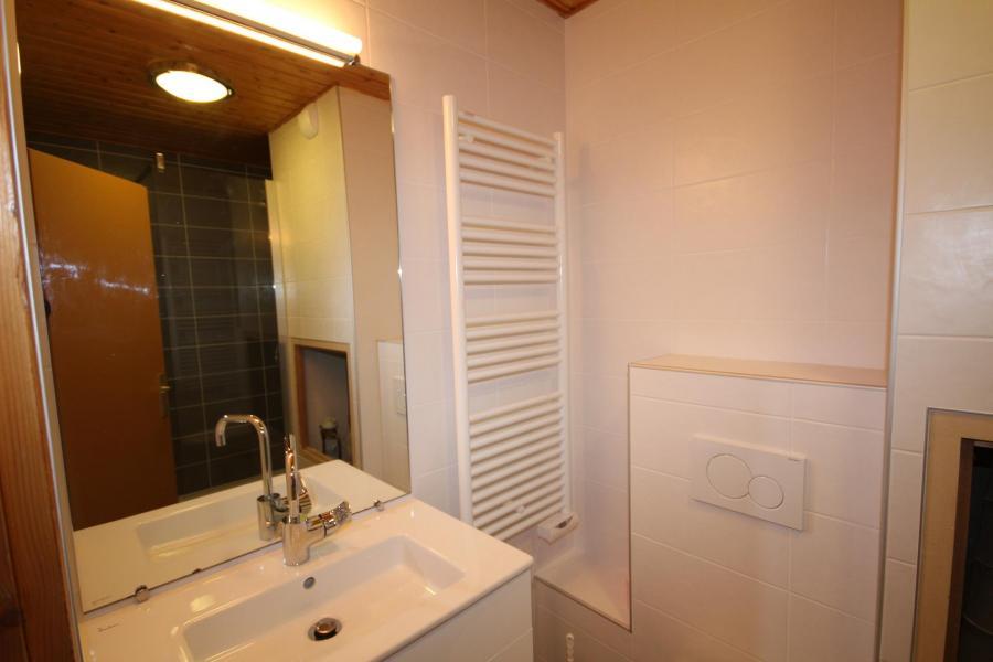 Vacaciones en montaña Apartamento 2 piezas cabina para 5 personas (533) - Résidence le Village 5 - Les Saisies - Ducha
