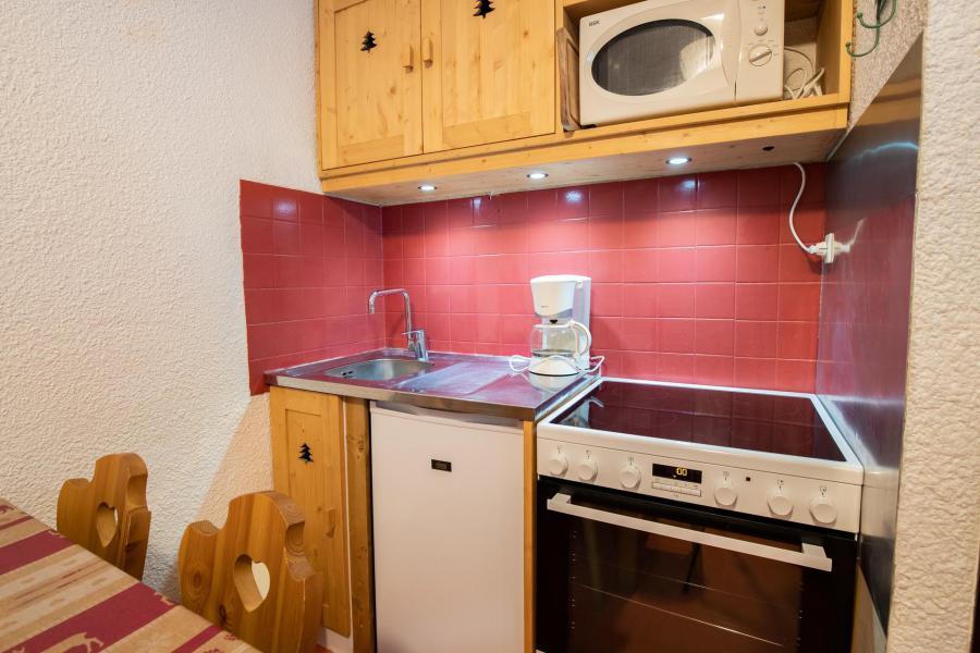 Vacaciones en montaña Apartamento 2 piezas para 4 personas (VI81V) - Résidence le Village - La Norma
