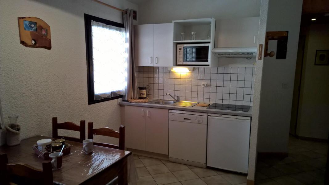 Wakacje w górach Apartament 2 pokojowy 4 osób (VI92V) - Résidence le Village - La Norma