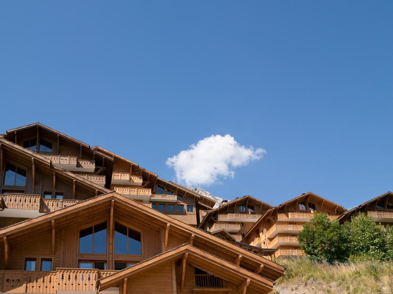 Alquiler al esquí Résidence le Village de Lessy - Le Grand Bornand - Verano
