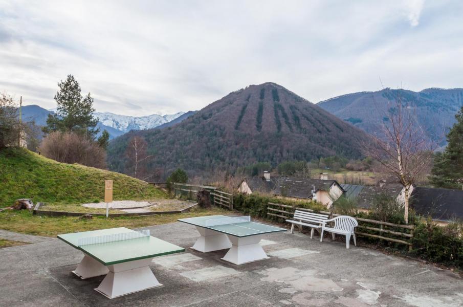 Vacances en montagne Résidence le Village la Souleille des Lannes - Guzet - Extérieur été