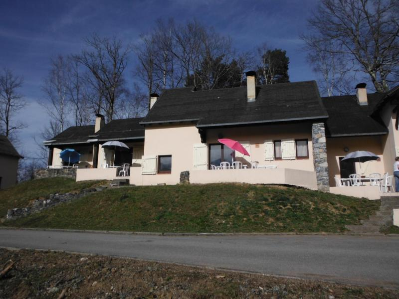 Skiverleih Résidence le Village la Souleille des Lannes - Guzet - Draußen im Sommer