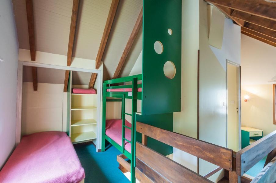 Vakantie in de bergen Résidence le Village la Souleille des Lannes - Guzet - Bed