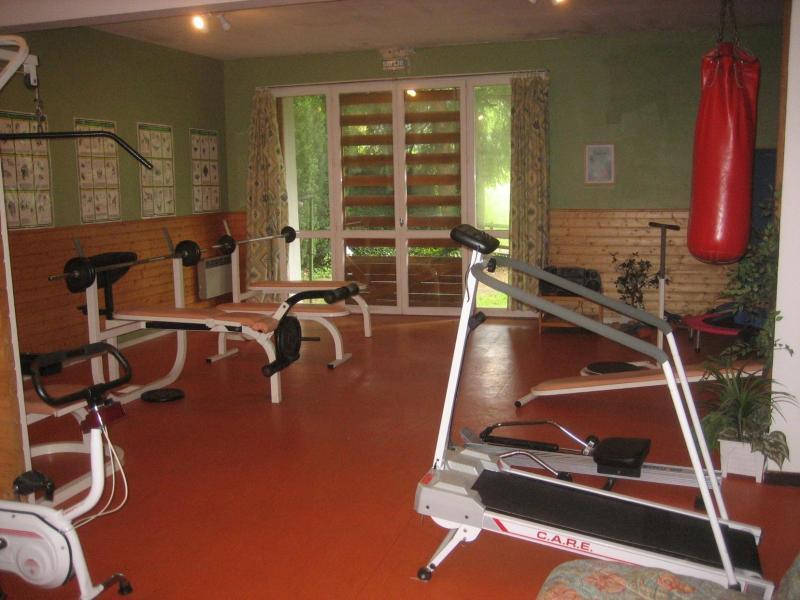Vacances en montagne Résidence le Village la Souleille des Lannes - Guzet - Espace fitness
