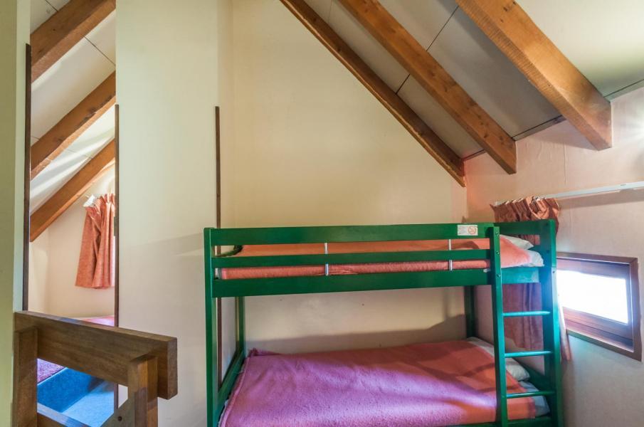 Vacances en montagne Résidence le Village la Souleille des Lannes - Guzet - Lits superposés