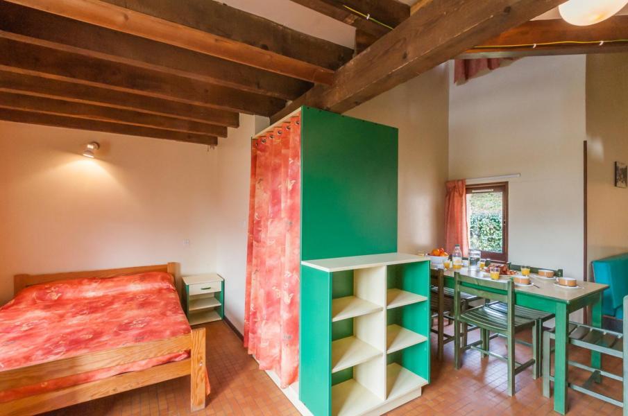Vakantie in de bergen Résidence le Village la Souleille des Lannes - Guzet - Slaapkamer