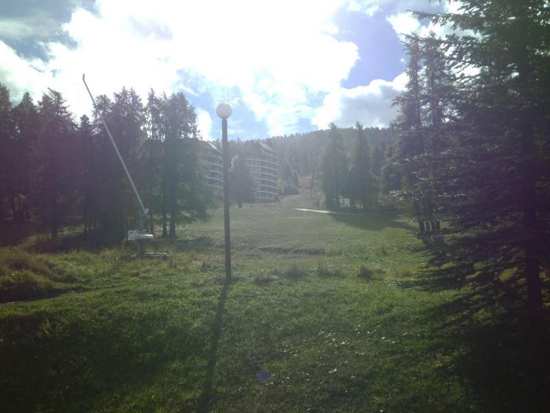 Wakacje w górach Studio z alkową 4 osoby (31) - Résidence le Villaret II - Risoul