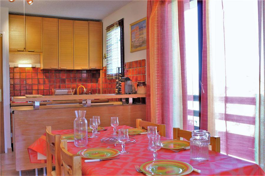 Wakacje w górach Apartament 3 pokojowy kabina 6 osób (13) - Résidence le Villaret II - Risoul