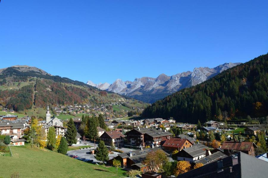 Urlaub in den Bergen 2-Zimmer-Berghütte für 5 Personen (A3) - Résidence le Yéti - Le Grand Bornand