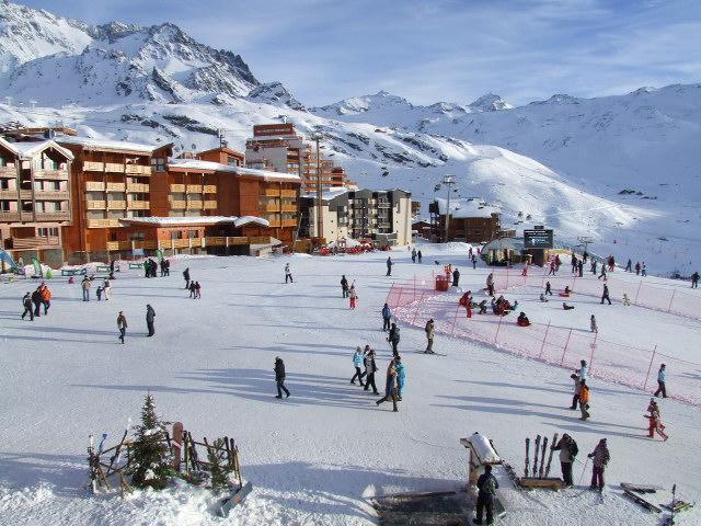 Vacances en montagne Appartement 2 pièces 6 personnes (31) - Résidence le Zénith - Val Thorens