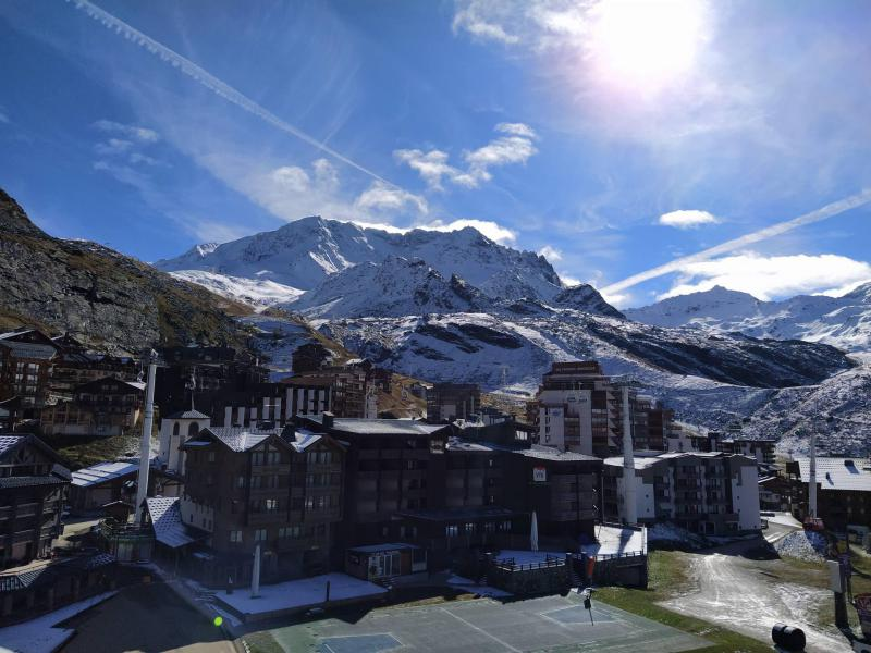 Vacances en montagne Appartement duplex 2 pièces 6 personnes (72) - Résidence le Zénith - Val Thorens