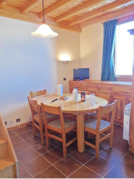 Vacances en montagne Appartement duplex 3 pièces 6 personnes (030) - Résidence le Zig Zag - Montchavin La Plagne