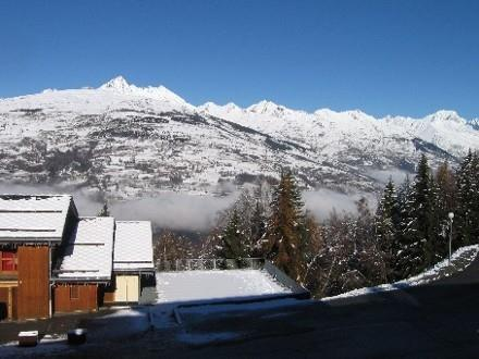 Vacances en montagne Studio 4 personnes (035) - Résidence le Zig Zag - Montchavin La Plagne