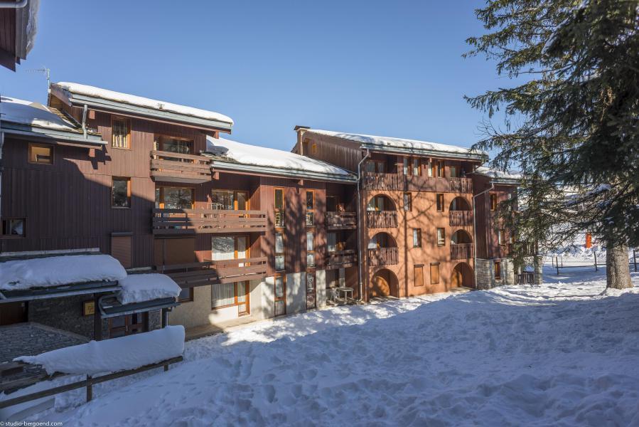 Vacaciones en montaña Résidence le Zig Zag - Montchavin La Plagne