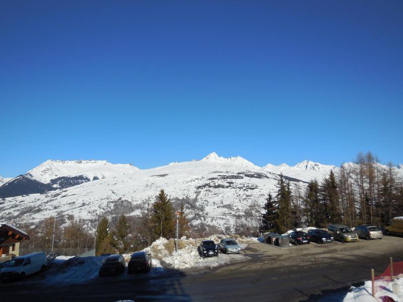 Vacances en montagne Studio 4 personnes (018) - Résidence le Zig Zag - Montchavin La Plagne