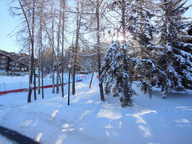 Vacances en montagne Studio 4 personnes (014) - Résidence le Zig Zag - Montchavin La Plagne
