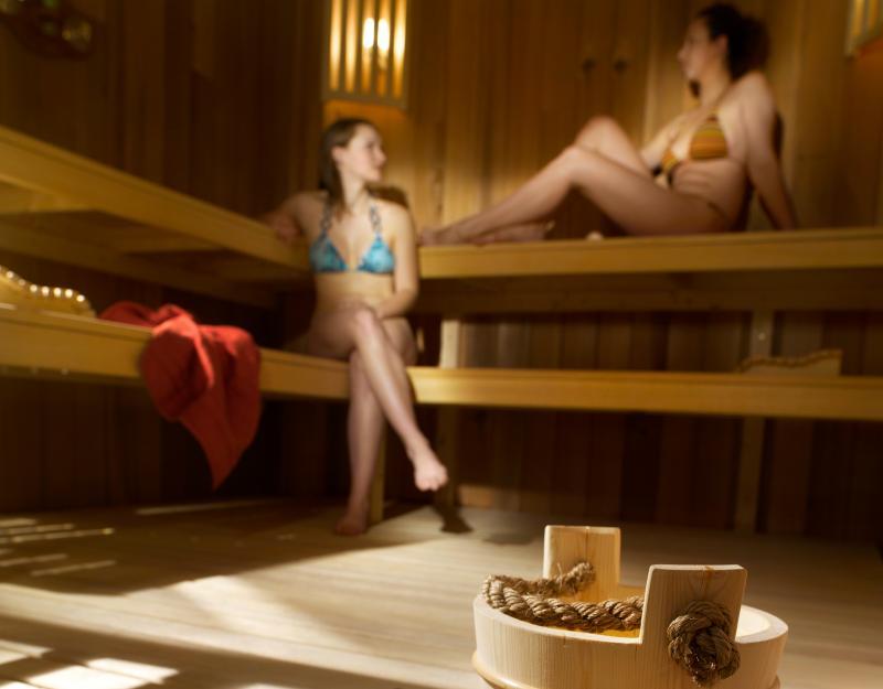 Holiday in mountain resort Résidence Léana - Les Carroz - Sauna