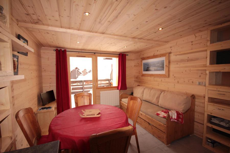 Vacaciones en montaña Apartamento 2 piezas para 6 personas (030) - Résidence Légette - Les Saisies