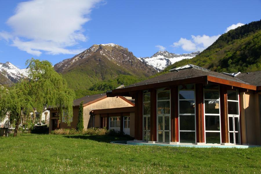 Urlaub in den Bergen Résidence les 3 Césars - Guzet - Draußen im Sommer
