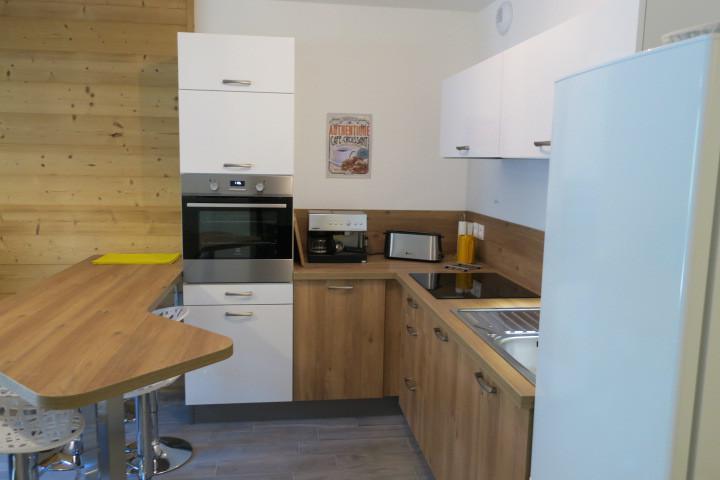 Vacaciones en montaña Apartamento 2 piezas cabina para 6 personas (C01) - Résidence les 4 Eléments - Châtel