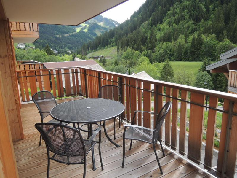 Vacaciones en montaña Apartamento cabina 3 piezas para 6 personas (A14) - Résidence les 4 Eléments - Châtel