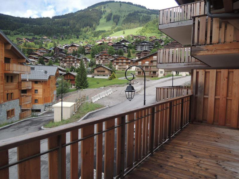Wakacje w górach Apartament 3 pokojowy z alkową 6 osób (A14) - Résidence les 4 Eléments - Châtel