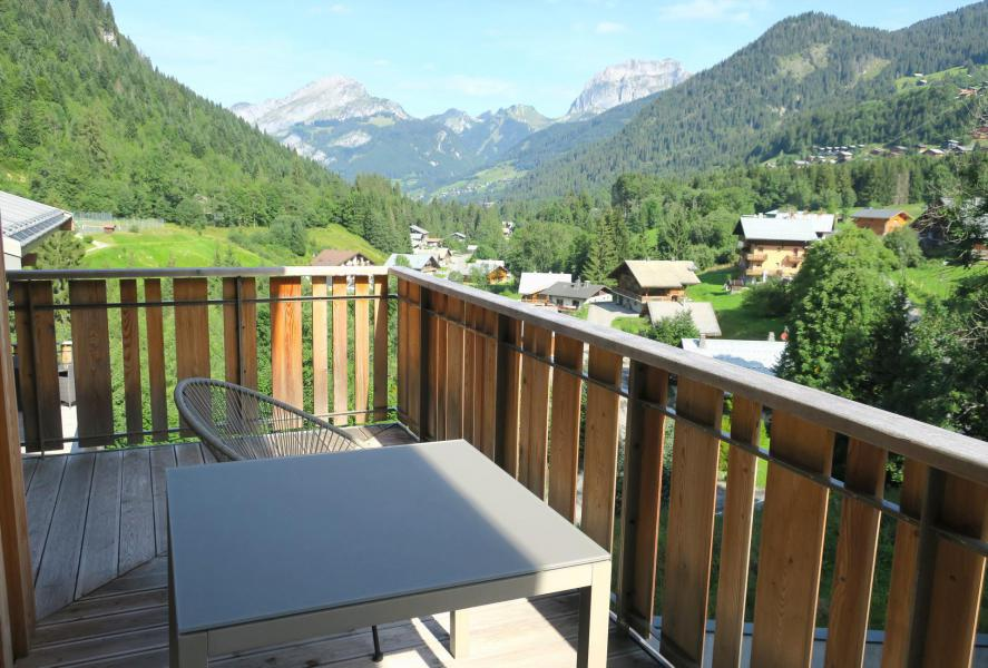 Vacaciones en montaña Apartamento cabina 3 piezas para 6 personas (B205) - Résidence les 4 Eléments - Châtel