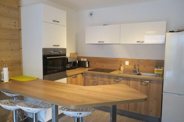 Wakacje w górach Apartament 2 pokojowy kabina 6 osób (C01) - Résidence les 4 Eléments - Châtel