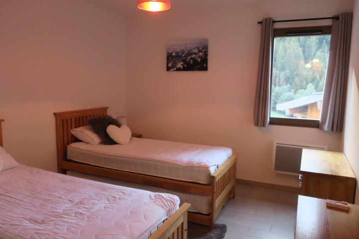 Wakacje w górach Apartament 3 pokojowy z alkową 6 osób (A14) - Résidence les 4 Eléments - Châtel - Pokój