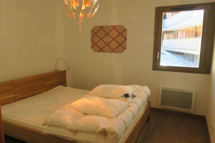 Wakacje w górach Apartament 3 pokojowy z alkową 6 osób (B205) - Résidence les 4 Eléments - Châtel - Pokój