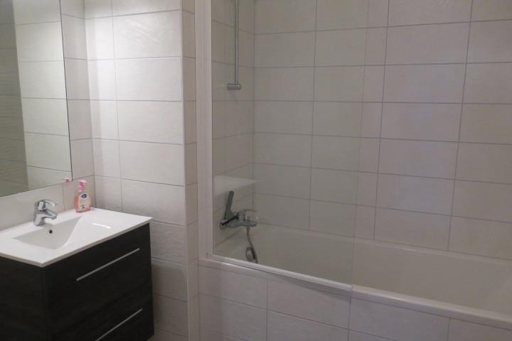 Vacaciones en montaña Apartamento cabina 3 piezas para 6 personas (A14) - Résidence les 4 Eléments - Châtel - Cuarto de baño