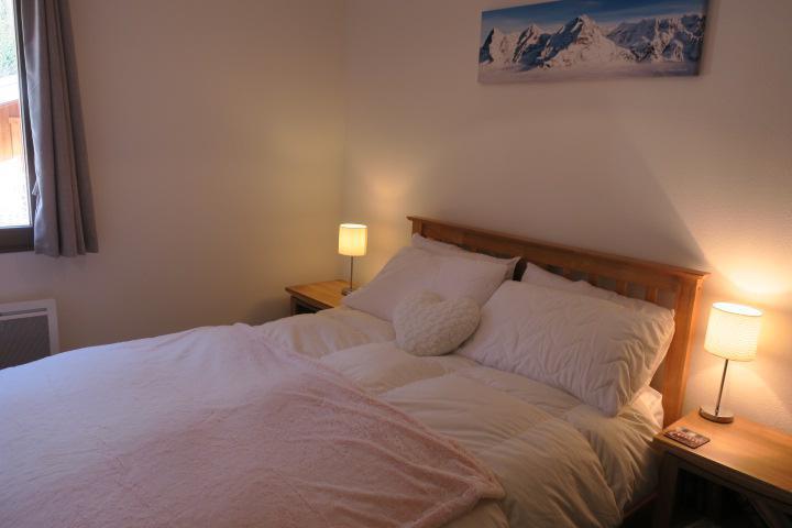 Vacaciones en montaña Apartamento cabina 3 piezas para 6 personas (A14) - Résidence les 4 Eléments - Châtel - Habitación