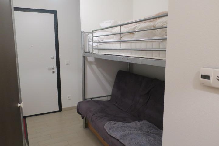 Vacaciones en montaña Apartamento cabina 3 piezas para 6 personas (A14) - Résidence les 4 Eléments - Châtel - Rincón de sueño