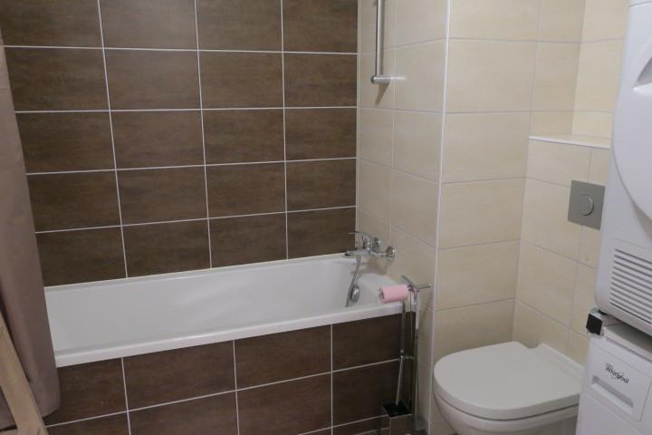 Vacaciones en montaña Apartamento cabina 3 piezas para 6 personas (B205) - Résidence les 4 Eléments - Châtel - Cuarto de baño