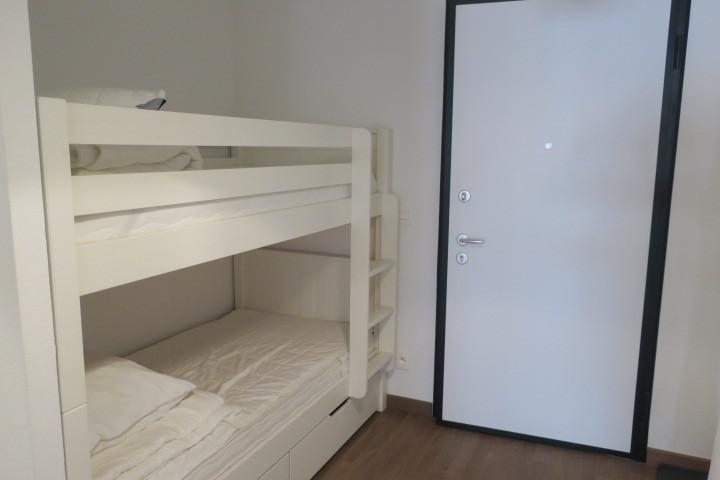 Vacaciones en montaña Apartamento cabina 3 piezas para 6 personas (B205) - Résidence les 4 Eléments - Châtel - Rincón de sueño