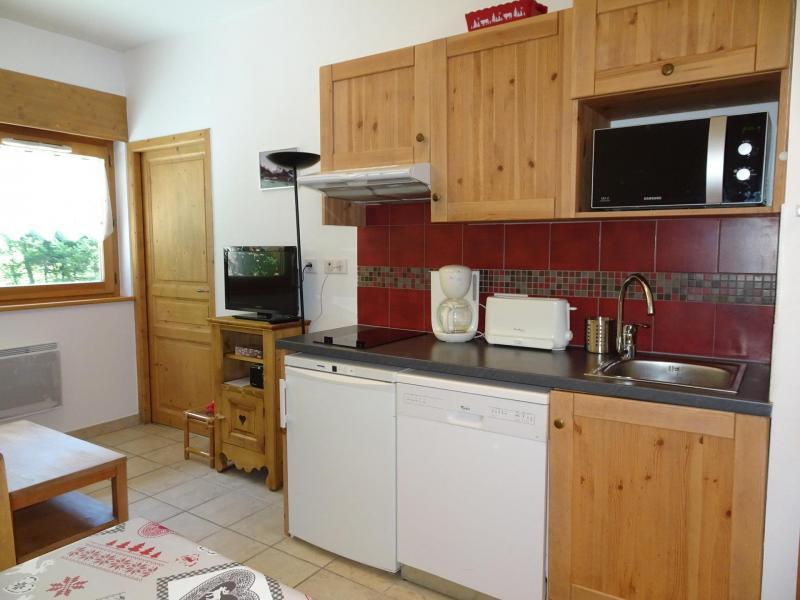 Vacaciones en montaña Apartamento 2 piezas para 4 personas (SAISONB) - Résidence les 4 Saisons - Pralognan-la-Vanoise
