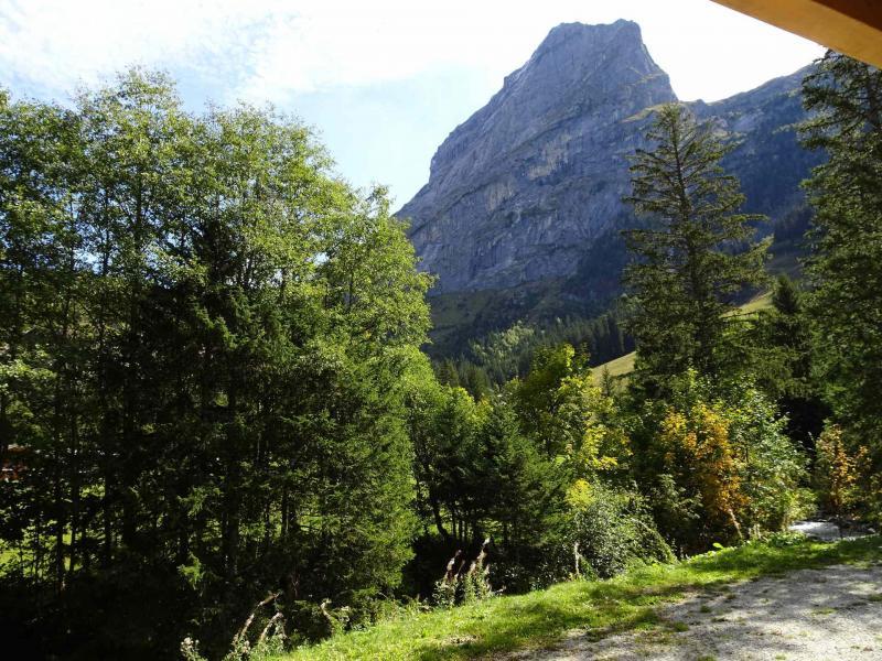Vacaciones en montaña Apartamento 2 piezas para 4 personas (SAISONB) - Résidence les 4 Saisons - Pralognan-la-Vanoise - Verano