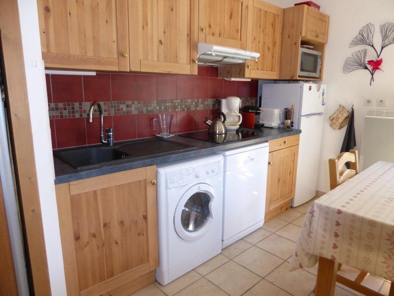 Vacaciones en montaña Apartamento 3 piezas para 6 personas (2) - Résidence les 4 Saisons - Pralognan-la-Vanoise