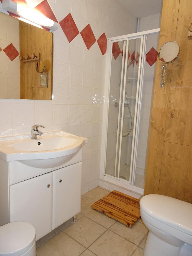 Vacaciones en montaña Apartamento 2 piezas para 4 personas (SAISONB) - Résidence les 4 Saisons - Pralognan-la-Vanoise - Ducha
